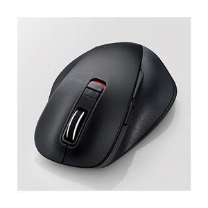 音が気になる場所でも静かに使える静音スイッチを採用。手の形状から生まれたデザインで、さらなる「握り心...