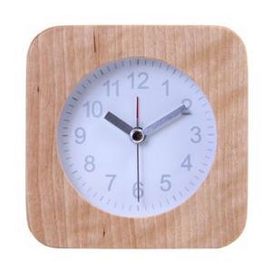 不二貿易 Fuji Boeki 置時計 ウッド スクエア WH 36697|y-sofmap