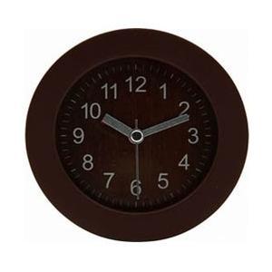 不二貿易 Fuji Boeki 置時計 ウッド ラウンド BR 36698|y-sofmap