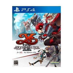 【特典対象】【09/26発売予定】 日本ファルコム イースIX -Monstrum NOX- 通常版 【PS4ゲームソフト】|y-sofmap