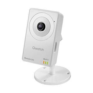 アイオーデータ機器 Qwatch (クウォッチ) TS-WRLC 無線LAN対応ネットワークカメラ