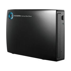 IO DATA(アイオーデータ) DVR-UT24EZ USB3.0対応 外付型DVDドライブ[DVD±R 24倍速書き込み]の画像