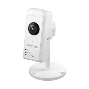 アイオーデータ機器 180°パノラマビュー対応ネットワークカメラ TS-WRFE [振込不可]