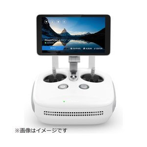 DJI 【Phantom 4 PRO+ V2.0】リモートコントローラー P4P Part131 Remote Controller P4PPRC2|y-sofmap