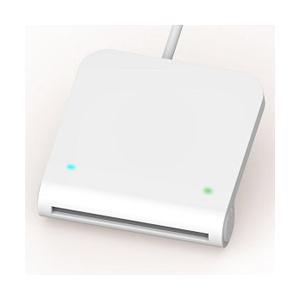 NTTコミュニケーション ICカードリーダライタ 接触型 USBタイプ(Win&Mac版) CIR115  CIR115-NTTCom [対応] [振込不可]