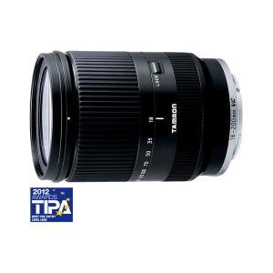 タムロン カメラレンズ 18-200mm F/3.5-6.3 Di III VC B011【ソニーEマウント(APS-C用)】(ブラック)|y-sofmap