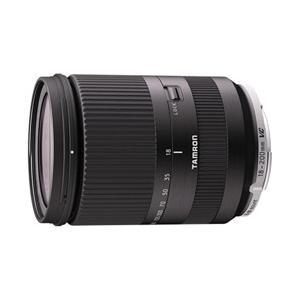 タムロン カメラレンズ 18-200mm F/3.5-6.3 Di III VC Model B011EM【キヤノンEF-Mマウント】(ブラック) y-sofmap