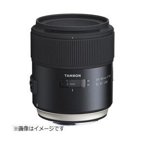 タムロン カメラレンズ SP 45mm F/1.8 Di VC USD Model F013【キヤノンEFマウント】 y-sofmap