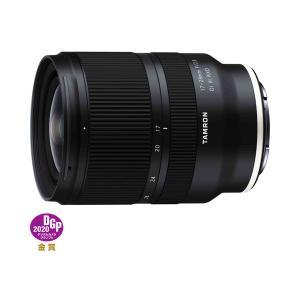 タムロン TAMRON カメラレンズ 17-28mm F/2.8 Di III RXD(Model A046)【ソニーEマウント】 [ソニーE /ズームレンズ]|y-sofmap