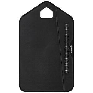 シンプルで人気な黒いまな板セット!