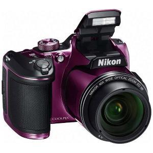 ニコン(Nikon) コンパクトデジタルカメラ COOLPIX(クールピクス) B500(プラム) y-sofmap 04