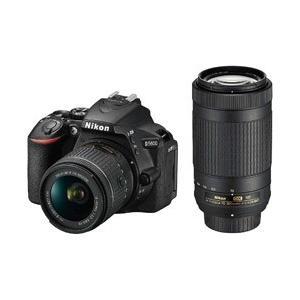 ニコン(Nikon) D5600 ダブルズームキット [ニコンFマウント(APS-C)] デジタル一...