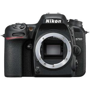 ニコン(Nikon) D7500 ボディ(ニコンFマウント/APS-C) デジタル一眼レフカメラ|y-sofmap