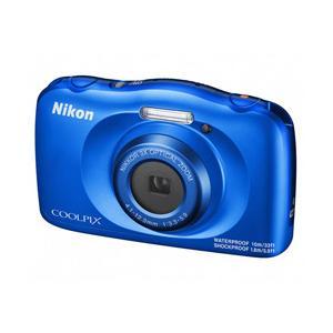 Nikon(ニコン) COOLPIX W150 ブルー 防水デジタルカメラ クールピクス