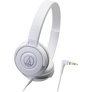 audio-technica(オーディオテクニカ) ATH-S100 WH(ホワイト)【本体200g...