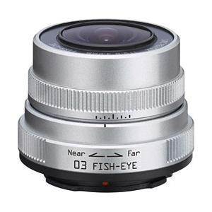 ペンタックス PENTAX カメラレンズ 3.2mm F5.6 03 FISH-EYE【ペンタックスQマウント】|y-sofmap