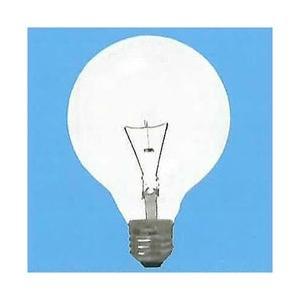 【お取り寄せ】旭光電機 GC110V-60W/70 クリアボール電球(E26口金/60W形/クリア)