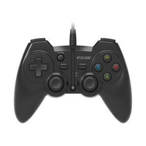 〔有線ゲームパッド(13ボタン):USB 1.8m・Win〕 Xinput対応ゲームパッド 安心で快...