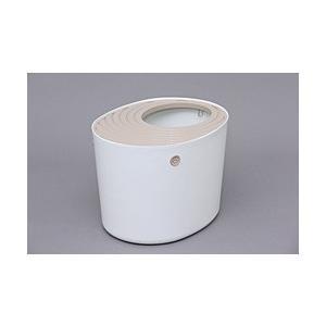 アイリスオーヤマ 上から猫トイレ PUNT-530