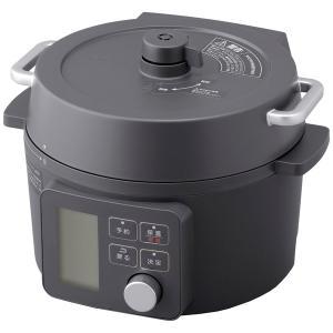 アイリスオーヤマ 電気圧力鍋 2.2L KPC-MA2-B