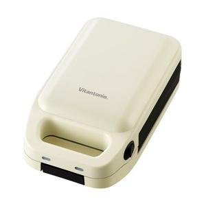ビタントニオ 厚焼きホットサンドベーカー VHS-10-EG エッグ