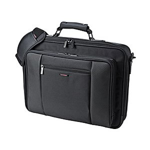 サンワサプライ ビジネスPCバッグ[ノートPC〜17.3型ワ...