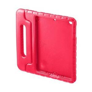 サンワサプライ iPad 9.7インチ用 衝撃吸収ケース レッド PDA-IPAD1005R|y-sofmap