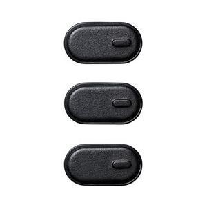 SANWA SUPPLY(サンワサプライ) WEBカメラ/インカメラ用セキュリティシール(3個入り)