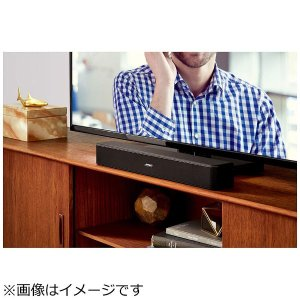 BOSE Bluetooth内蔵TV用スピーカー(ブラック) Solo 5 TV sound system|y-sofmap|05