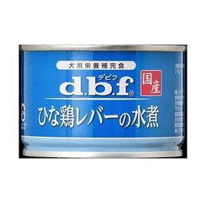 デビフペット ひな鶏レバーの水煮 150g [振...の商品画像