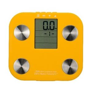 オーム電機 体重体組成計 HB-K90D-OR オレンジ|y-sofmap