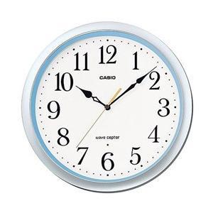 カシオ 電波掛け時計 IQ-480J-8JFの関連商品1