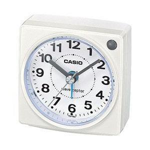 電子受信機能付きの目覚まし時計です。