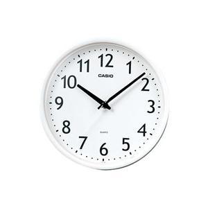カシオ IQ-58-7JF (ホワイト) 壁掛け時計|y-sofmap