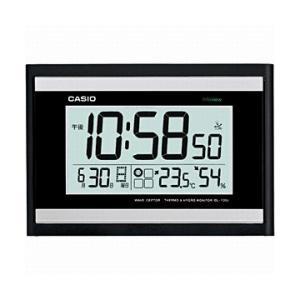 カシオ 電波掛け時計 IDL-100J-1JF|y-sofmap