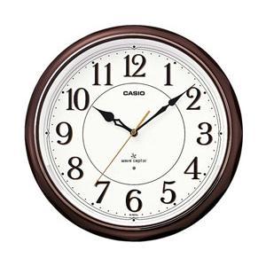 カシオ IQ-1051NJ-5JF 電波壁掛時計|y-sofmap