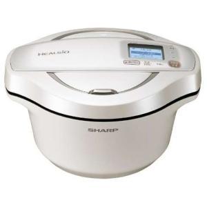 シャープ(SHARP) 水なし自動調理鍋 「ヘルシオ ホットクック」(2.4L) KN-HW24E-W ホワイト系 KN-HW24E-W ホワイト系 y-sofmap 02