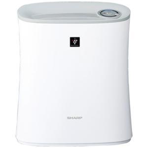 【10/24発売予定】 シャープ(SHARP) FU-L30-W 空気清浄機 ホワイト系【適用畳数:13畳/PM2.5対応】 y-sofmap