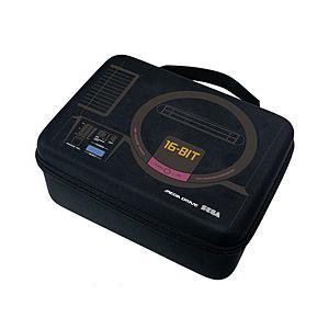 「メガドライブミニ」の本体、付属品を収納、持ち運ぶのに便利なバッグです。  (C)SEGA