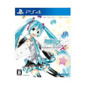 セガゲームス 初音ミク -PROJECT DIVA- X HD 【PS4ゲームソフト】 [振込不可]|y-sofmap
