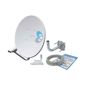 DXアンテナ BS・110度CS デジタルアンテナセット BC453K