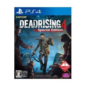 カプコン デッドライジング 4 スペシャルエディション 【PS4ゲームソフト】|y-sofmap