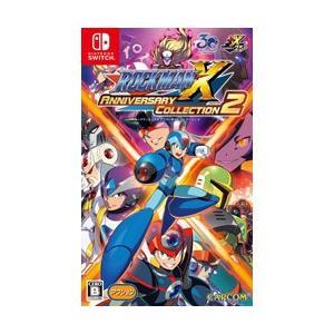 カプコン ロックマンX アニバーサリー コレクション 2 【Switchゲームソフト】