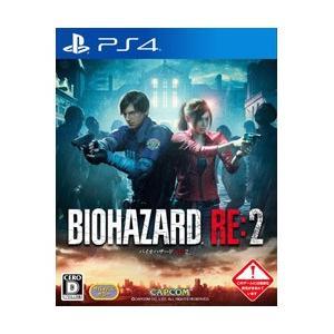 カプコン BIOHAZARD RE:2 通常版 【PS4ゲームソフト】|y-sofmap