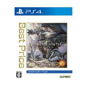 カプコン モンスターハンター:ワールド Best Price(新価格版) 【PS4ゲームソフト】|y-sofmap