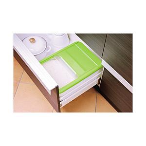 パール金属 システムキッチン用米びつ 10kg H-5824