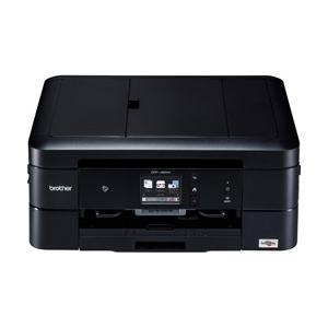 ブラザー PRIVIO「プリビオ」DCP-J982N-B A4インクジェットプリンター [無線/有線...