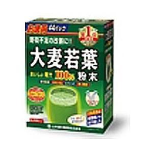 山本漢方 大麦若葉粉末100% スティックタイプ 徳用 3g×44包
