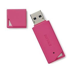 バッファロー(BUFFALO) RUF3-K64GB-PK USB3.1メモリ[Mac/Win]RUF3-KBシリーズ(64GB・ピンク)|y-sofmap