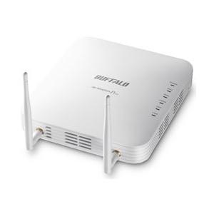 バッファロー WAPM-1266R 無線LANアクセスポイント [無線ac/a/n/g/b・インテリジェントモデル PoE対応] 866+400Mbps|y-sofmap